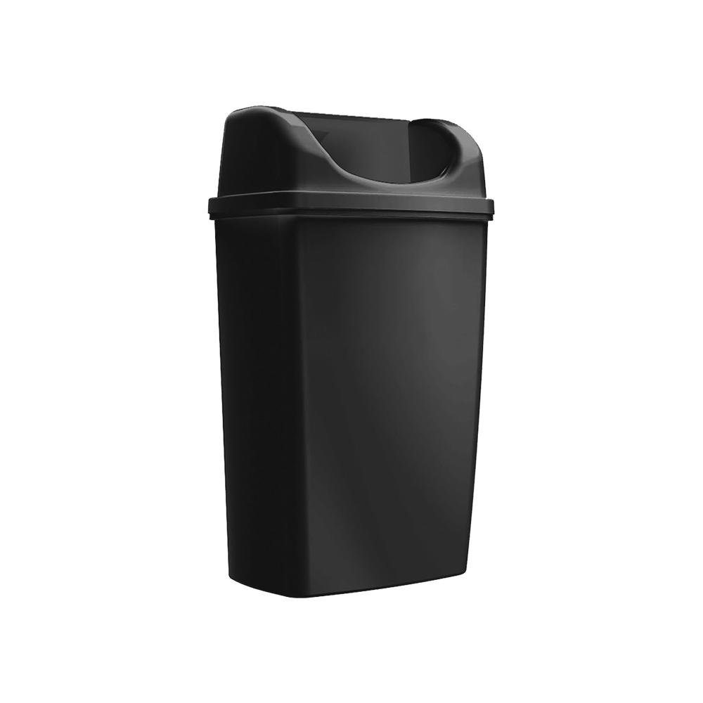 ΚΑΔΟΣ Wastebin 23 lt Black
