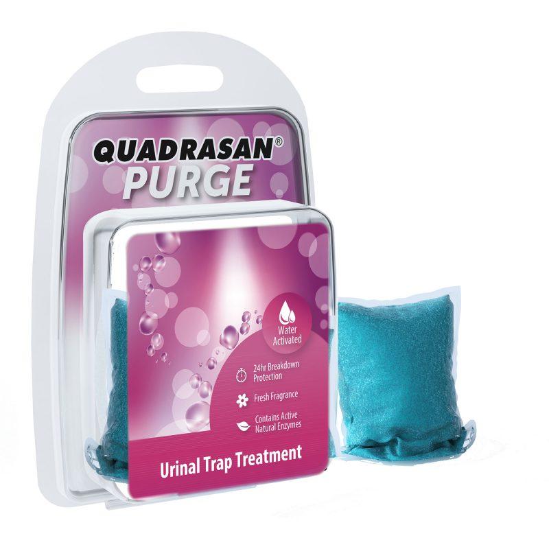 Quadrasan-Purge Συσκευασία